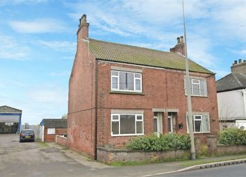 Thumbnail 1 bed flat for sale in Sluice Road, South Ferriby, Barton-Upon-Humber, Lincolnshire