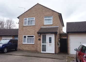 Thumbnail 3 bed detached house for sale in Birchwood, Orton Goldhay, Peterborough