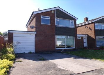 Thumbnail 3 bed property to rent in Hesket Court, Newcastle Upon Tyne