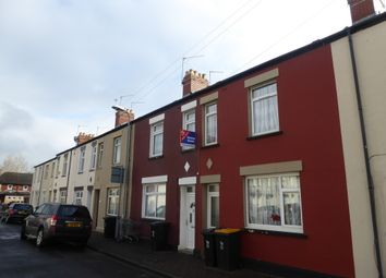 Thumbnail 3 bed terraced house to rent in Keene Street, Newport