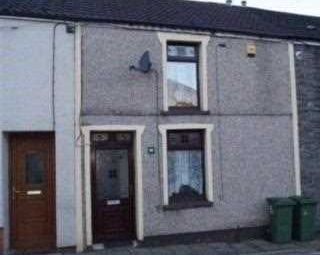 Thumbnail 2 bed terraced house to rent in High Street, Mountain Ash