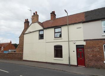 Thumbnail 2 bed terraced house for sale in Main Street, Linton, Swadlincote, Derbyshire