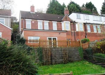 Thumbnail 3 bed semi-detached house to rent in Caerleon Road, Newport