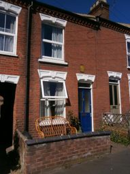 Thumbnail 3 bedroom terraced house to rent in 11 Shipstone Road, Norwich, Norfolk