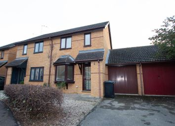 Thumbnail 2 bed semi-detached house to rent in Bartholomew Close, Great Chesterford, Saffron Walden