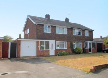 Harvey Crescent, Stanway, West Colchester CO3. 3 bed semi-detached house