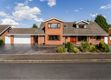 Thumbnail 5 bedroom detached house for sale in The Shrubberies, Coventry