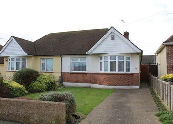 Thumbnail 2 bed semi-detached bungalow for sale in Begonia Avenue, Gillingham, Kent