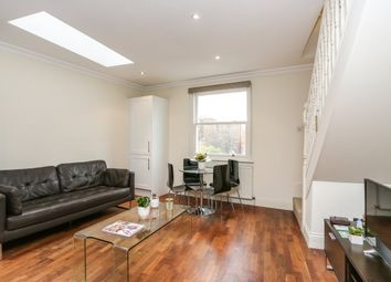 Thumbnail 1 bed maisonette to rent in Old Brompton Road, London