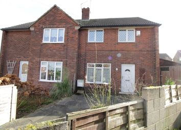 Thumbnail 2 bedroom semi-detached house for sale in Ambleside Road, Ferry Fryston, Castleford