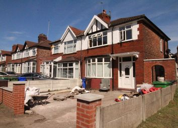 Thumbnail 3 bed semi-detached house for sale in Kingsway, Burnage, Manchester