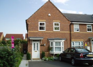 Thumbnail 3 bedroom semi-detached house to rent in Avalon Drive, Chellaston