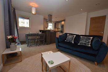 Thumbnail 2 bedroom flat to rent in Hatters Lane, Off Beaverhall Road, Edinburgh Available Now