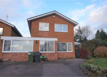 Thumbnail 4 bed link-detached house for sale in Shawhurst Croft, Birmingham