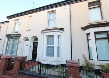 Thumbnail 3 bed terraced house for sale in Rydal Street, Liverpool