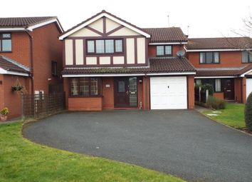 Thumbnail 4 bed property to rent in Nursery Drive, Penkridge, Stafford