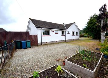 Thumbnail 4 bed detached bungalow for sale in Kilmichael Glassary, Lochgilphead