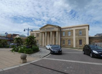 Thumbnail 2 bed flat to rent in The Royal Seabathing, Canterbury Road, Margate