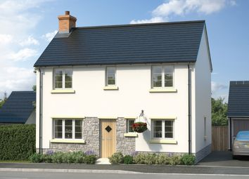 Thumbnail 3 bed detached house for sale in Plot 95, Ladywell Meadows, Chulmleigh