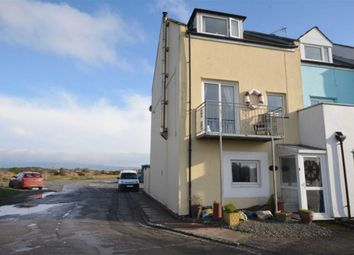 Thumbnail 3 bed terraced house for sale in The Front, Haverigg, Cumbria