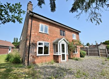 Thumbnail 3 bed detached house to rent in Chequers Lane, Saham Toney, Thetford