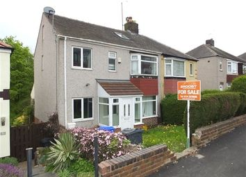 Thumbnail 3 bed semi-detached house for sale in Hollinsend Avenue, Sheffield
