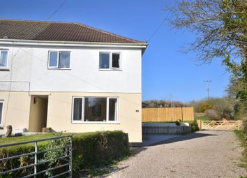 Thumbnail 2 bed end terrace house for sale in Lanuthnoe Estate, St. Erth, Hayle