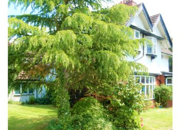 Thumbnail 3 bed flat for sale in Carrwood Road, Bramhall