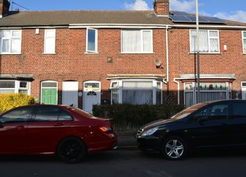 Thumbnail 2 bedroom town house for sale in Prestwold Road, Off Forest Road, Leicester