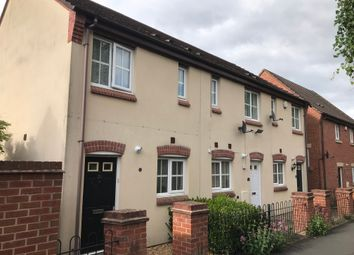 Thumbnail 2 bed end terrace house to rent in Saville Close, Wellington, Telford