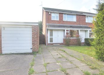 Thumbnail 3 bed semi-detached house for sale in Park Road, Sproatley, East Yorkshire