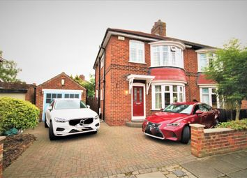 Thumbnail 3 bed semi-detached house for sale in Brisbane Grove, Stockton-On-Tees