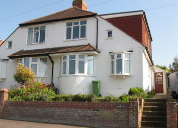Thumbnail 3 bed property to rent in Stafford Road, Seaford
