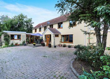 Thumbnail 4 bedroom detached house for sale in Tut Hill, Fornham All Saints, Bury St. Edmunds
