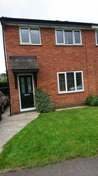 Thumbnail 3 bedroom semi-detached house to rent in Crowberry Drive, Harrogate
