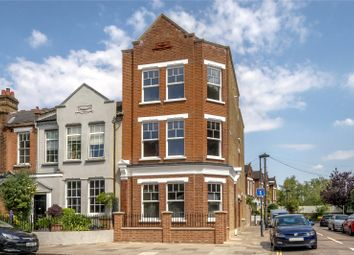 Thumbnail 3 bed flat to rent in Sandycombe Road, Richmond