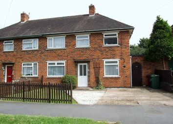 Thumbnail 3 bed semi-detached house for sale in Beaumont Road, Loughborough