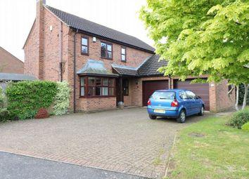 Thumbnail Detached house for sale in Colton Close, Baston, Market Deeping, Lincolnshire