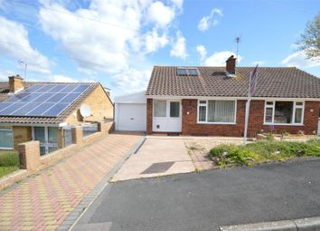 Thumbnail 2 bed semi-detached bungalow for sale in Elgar Close, Exeter, Devon