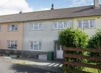 Thumbnail 2 bed terraced house for sale in Penmead Road, Delabole