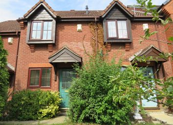 Thumbnail 2 bed terraced house for sale in Beacon Close, Rownhams, Southampton