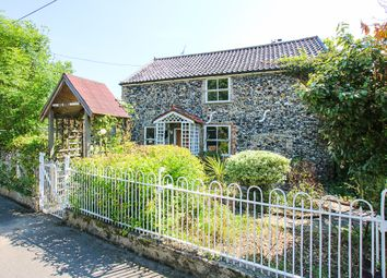 Thumbnail 3 bed cottage for sale in Chippenham Road, Freckenham
