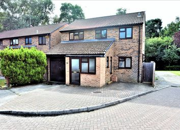 Thumbnail 3 bed detached house for sale in Blackthorn Drive, Lightwater, Surrey
