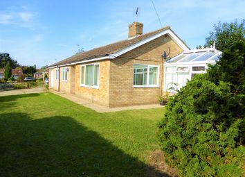 Thumbnail 4 bed bungalow for sale in Hardy Close, Downham Market