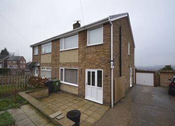 Thumbnail 3 bed semi-detached house for sale in Harewood Avenue, Heckmondwike