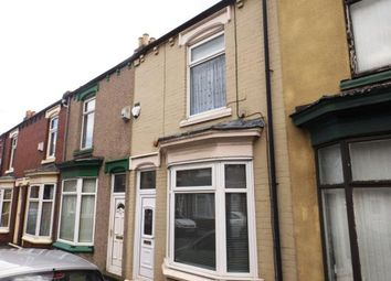 Thumbnail 2 bed terraced house for sale in Athol Street, Middlesbrough