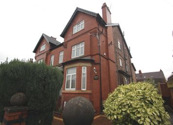 Thumbnail 2 bed flat for sale in Arnold Road, Whalley Range, Manchester