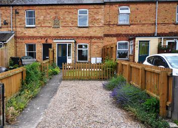 Thumbnail 2 bed terraced house to rent in Recreation Ground Road, Stamford