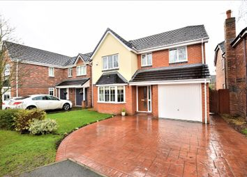 Thumbnail 4 bed detached house for sale in Burghley Brow, Catterall, Preston, Lancashire
