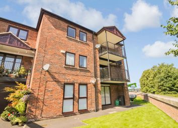 Thumbnail 2 bed flat for sale in Caldew Maltings, Bridge Lane, Carlisle